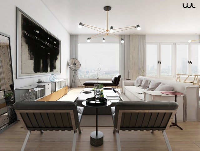Awesome Living Room Design Ideas With Variety Of Trendy