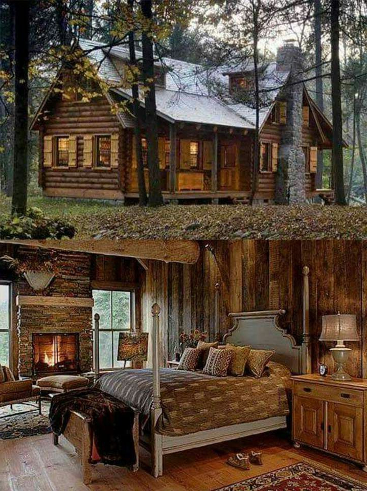 Awesome Log Home Interiors Log Homes Cabin Homes