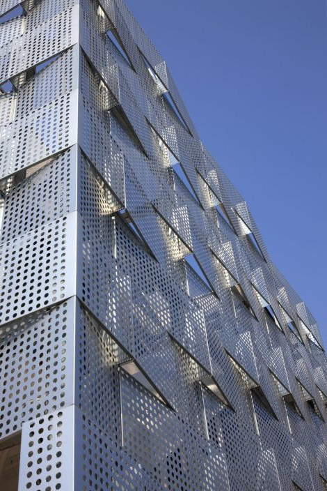 Awesome Metal Facades You Need To See Metal Facade