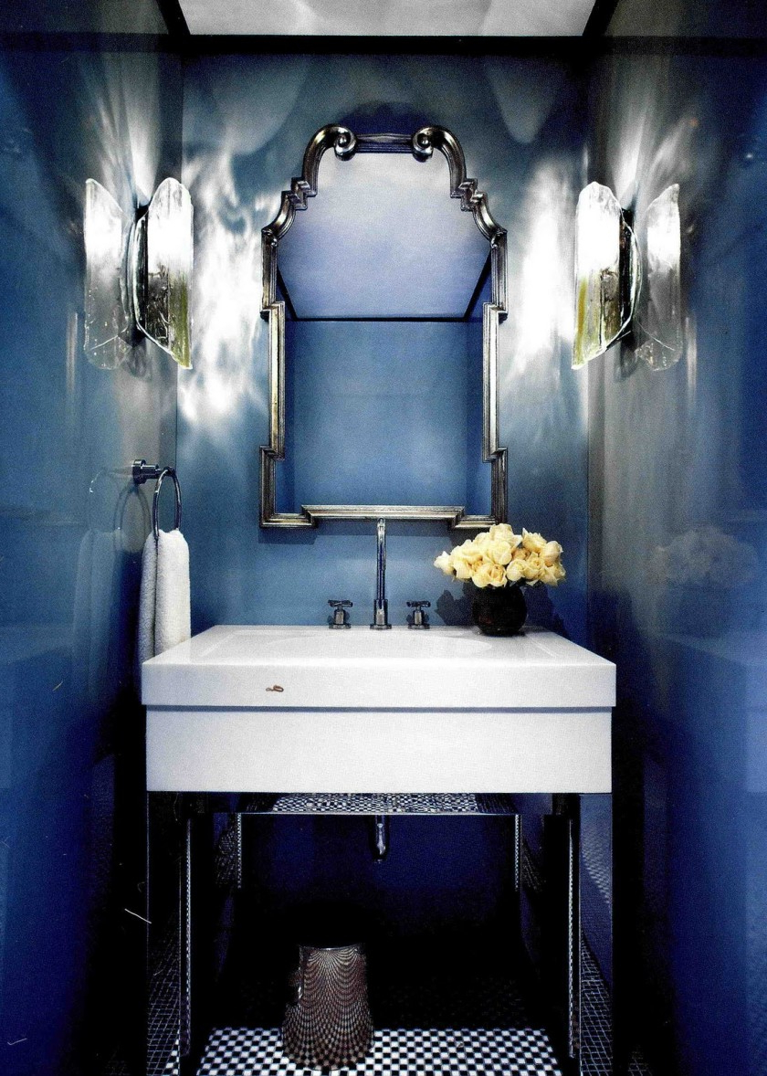 Awesome Modern Powder Room Designs Interior Design