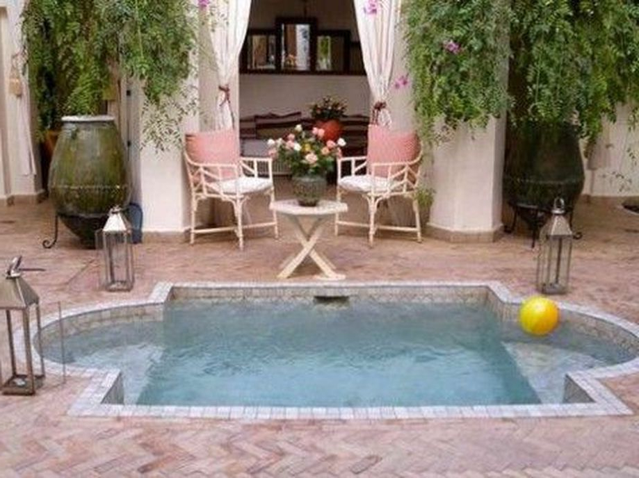 Awesome Small Pool Design For Home Backyard 46 Hoommy