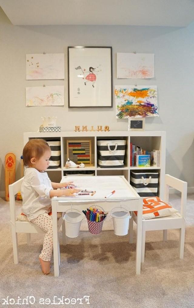 Basement Reno Quinns Playroom Toddler Playroom