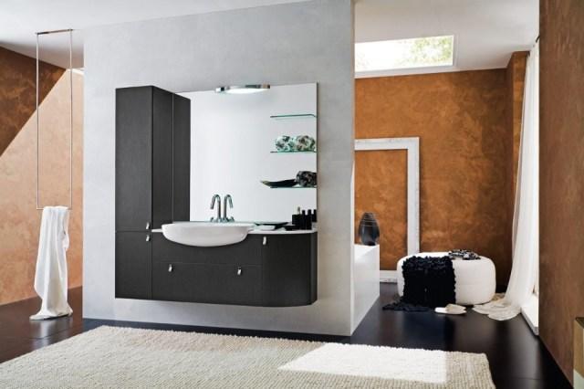 Bathroom Focal Point With Splendid Bathroom Sink Cabinets