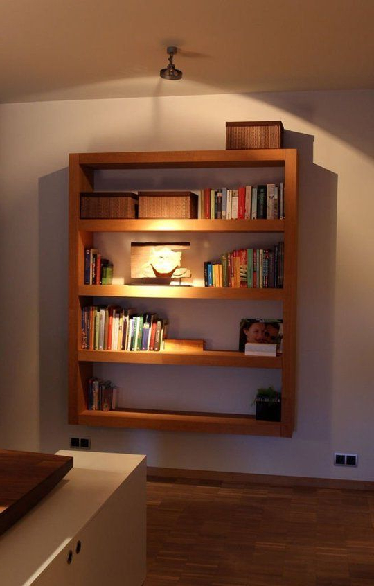 Beautiful Bookcases You Can Make Yourself A Simple And