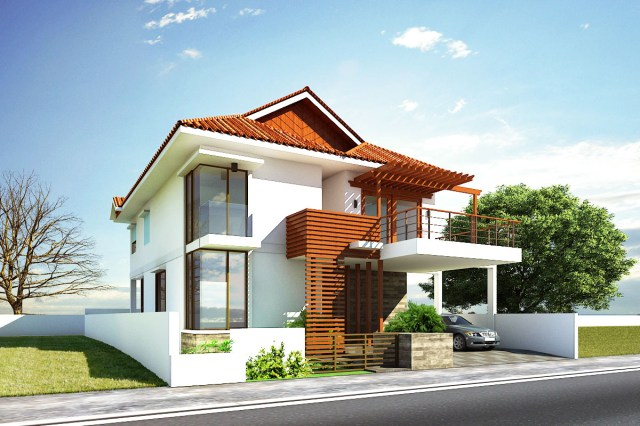 Beautiful Contemporary House Exterior Ideas 7903 House