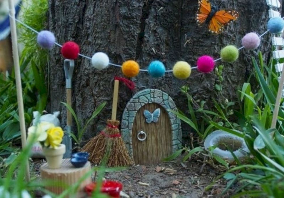 Beautiful Fairy Garden Ideas That Easy To Make It 023