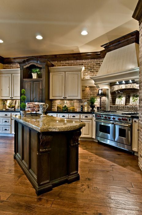 Beautiful Kitchen K Welch Homes 30 Stunning Kitchen