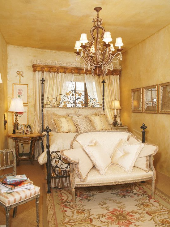 Bedroom English Country Decorating Style Design Pictures