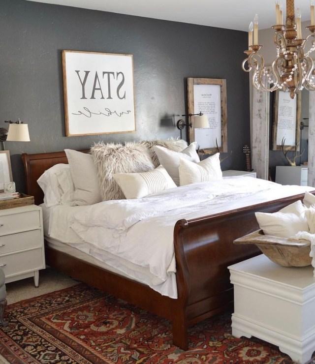 Bedroom Ideas In 2019 Wooden Bedroom Dark Wood Bedroom
