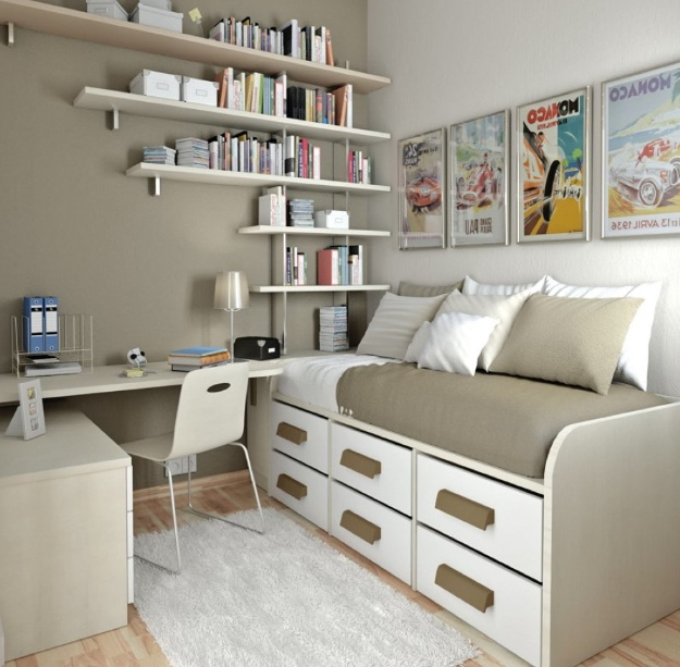 Bedroom Storage Ideas To Inspire You Make A Perfect