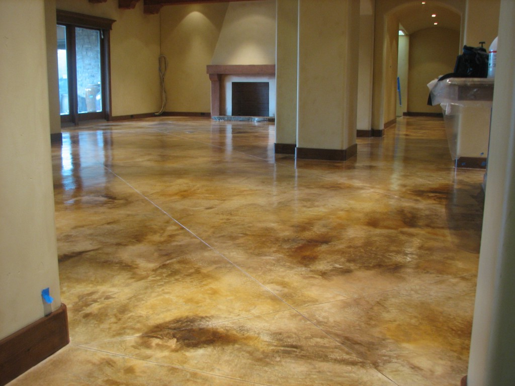 Benefits Of Stained Concrete All Kote Lining Inc Blog