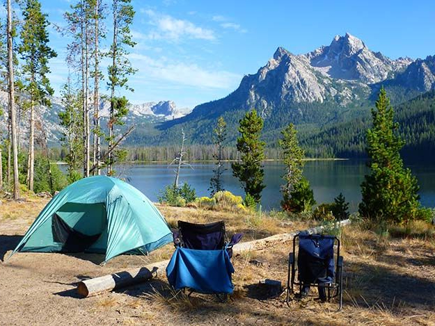 Best Campgrounds In Idaho Best Campgrounds Camping