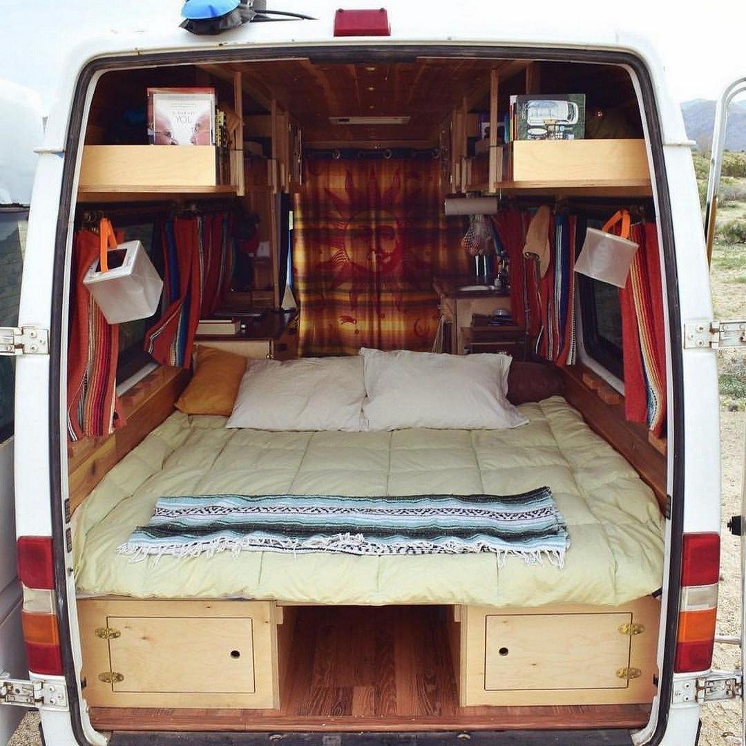 Best Diy Guide To Living In Your Rv Van 7 Vanchitecture
