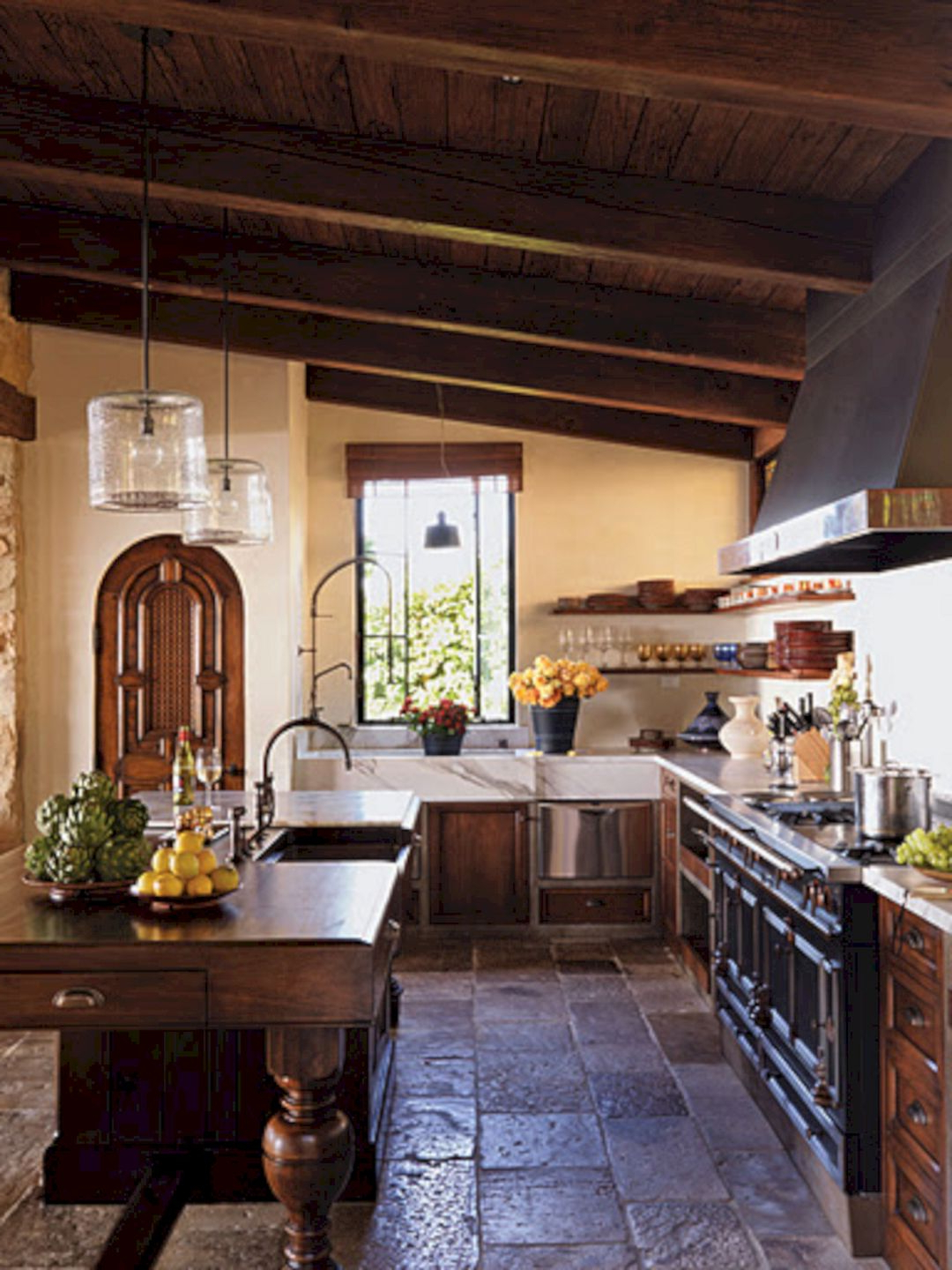 Best Ideas Of Amazing Decorating Rustic Italian Houses 32