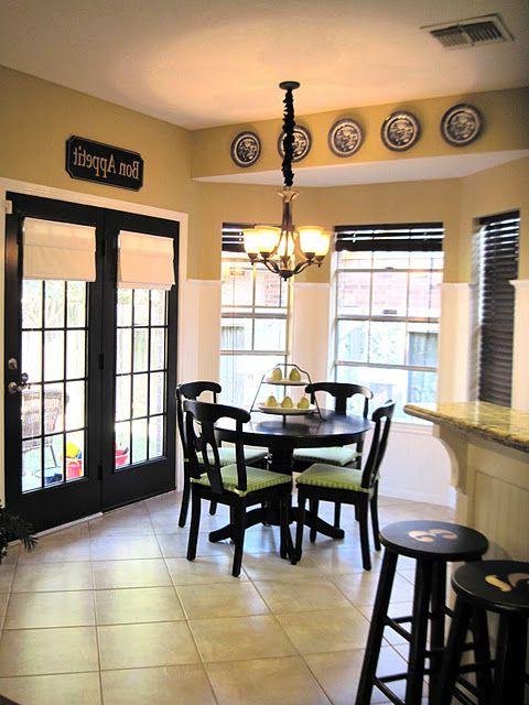 Black Doors Very Cute Home Home Remodeling Sweet Home