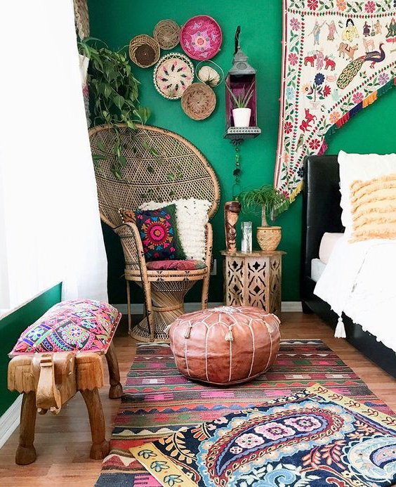 Boho Decorating Ideas For Your First Cozy Home 17 Decor