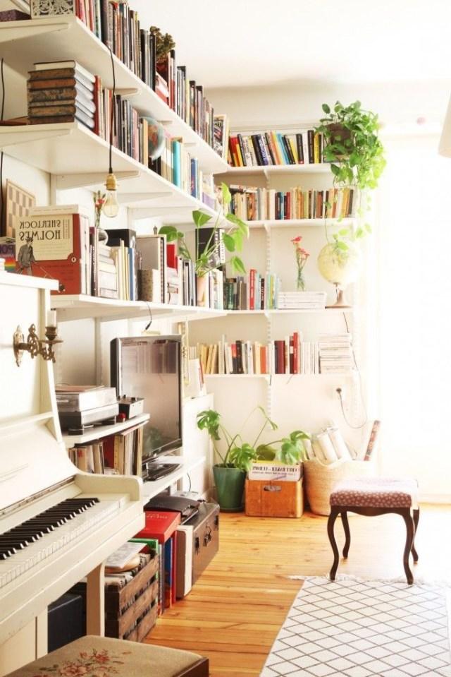 Bookshelf Bookshelves Bookcase Decor Design And Ideas