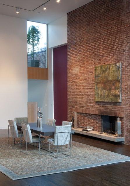 Brick Walls The Most Unique Design Feature