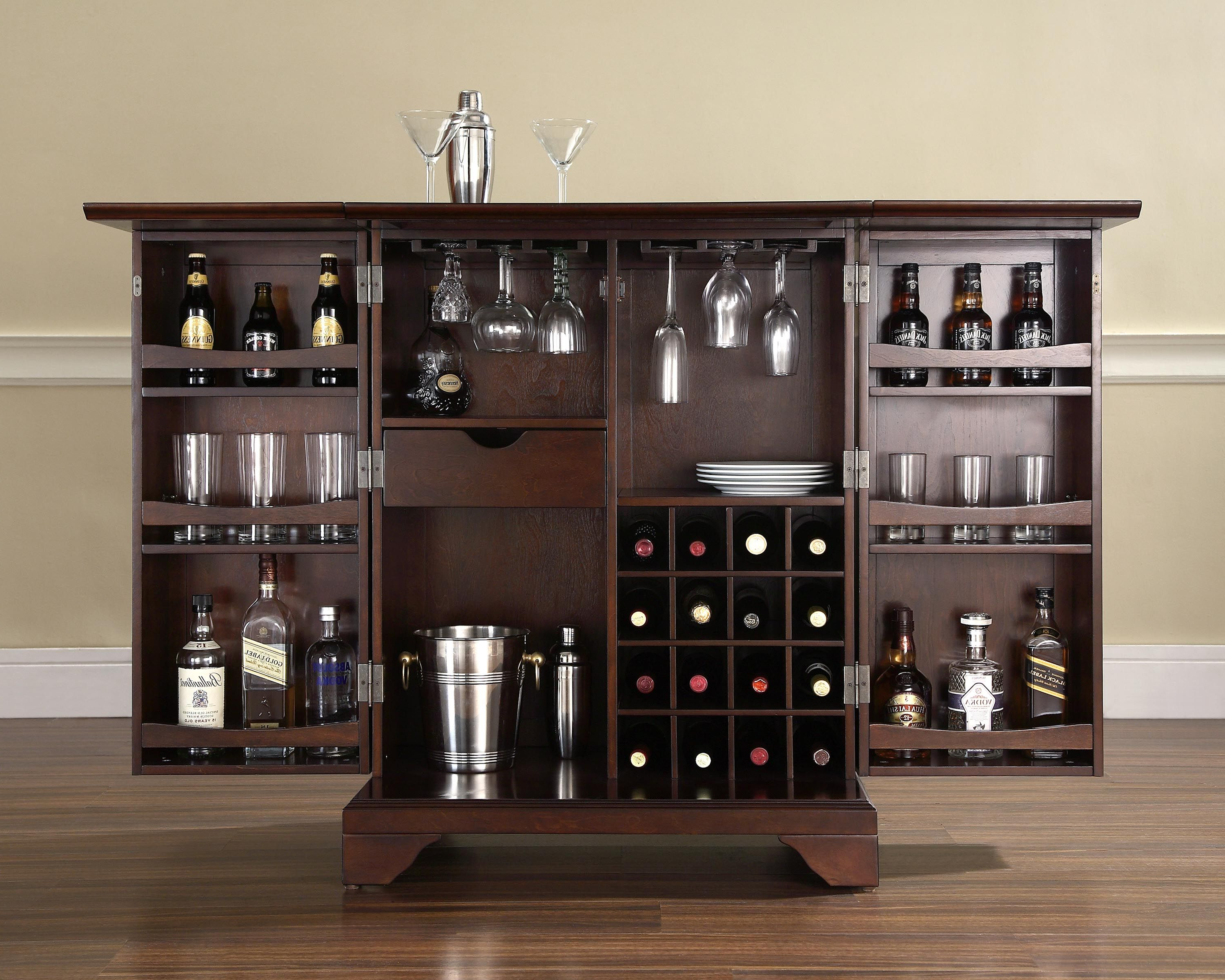 Build Your Own Home Bar Crosley Furniture Lafayette