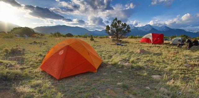 Campgrounds Rv Parks Buena Vista Salida Colorado