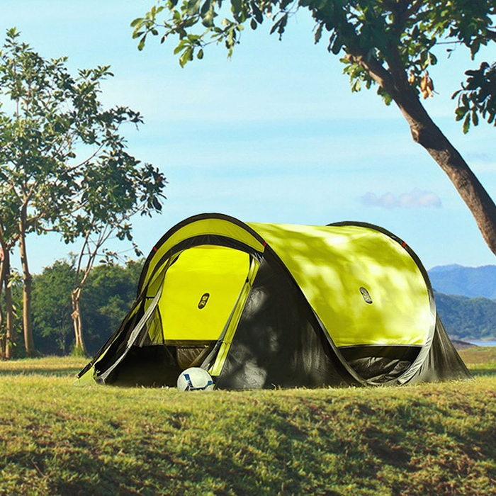 Camping Tents Automaticinstant Pop Up Waterproof Tent For Outdoor Camping Hiking Traveling Large