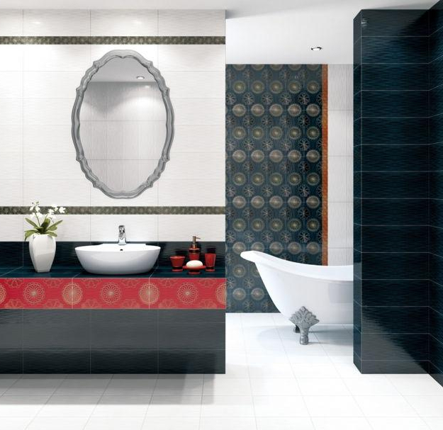 Ceramic Tile Designs Bringing Advanced Technology Into