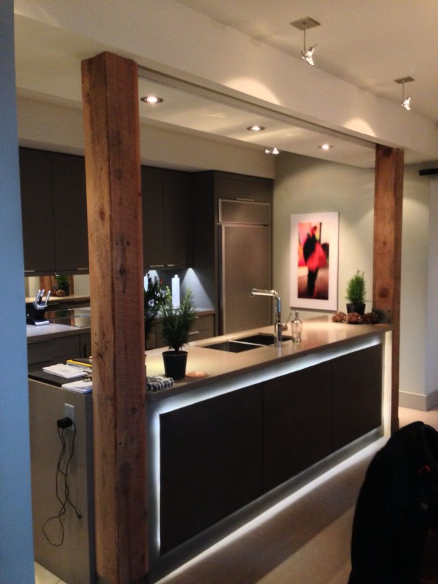 Clients Livework House Custom Kitchen And Millwork Cold