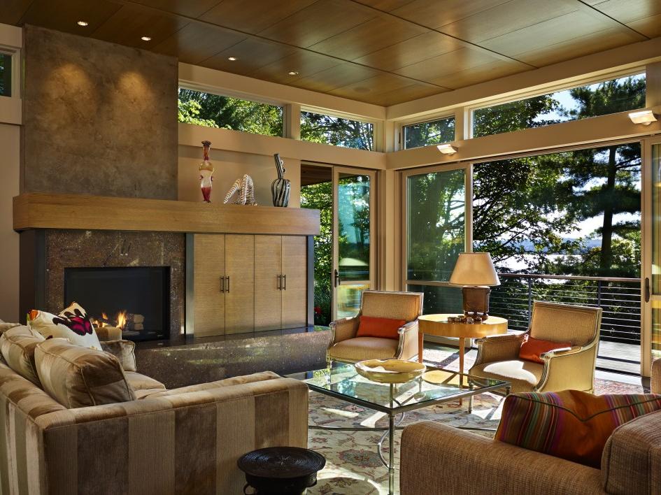 Contemporary Single Family Home In Seattle Washington