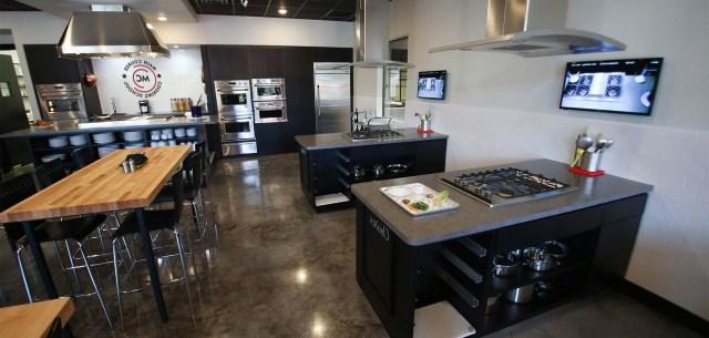 Cooking Schools Houston Mc Cooking School Kitchen