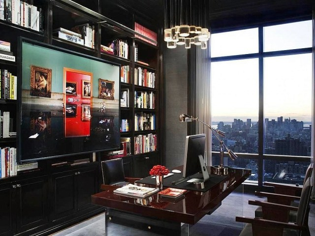 Cool Home Offices Ideas That Will Make You Love Work