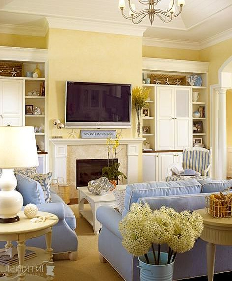 Country Colonial Style Google Search Yellow Living