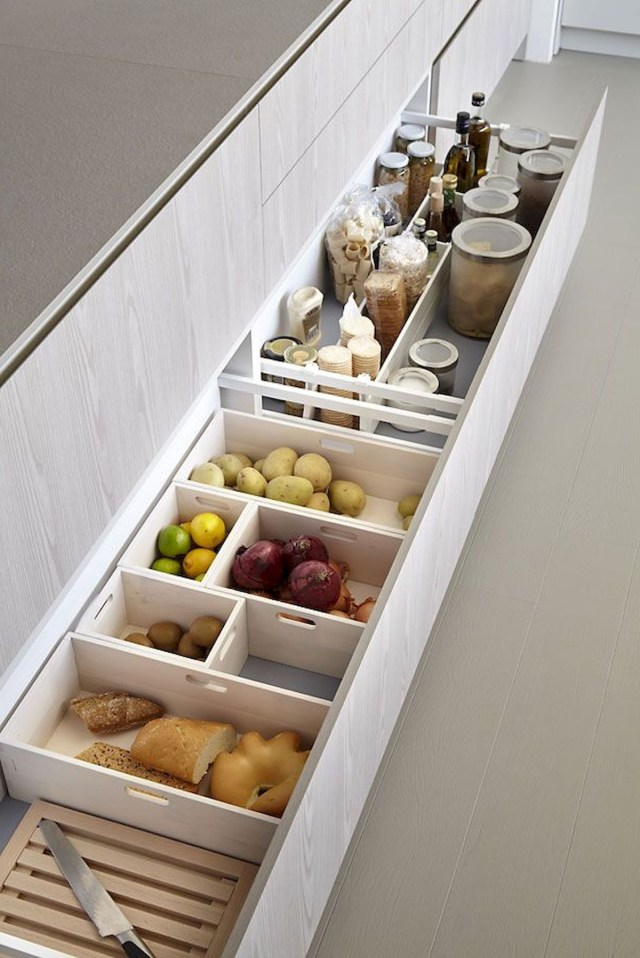 Crazy Creative Kitchen Storage Ideas Jihanshanum Diy