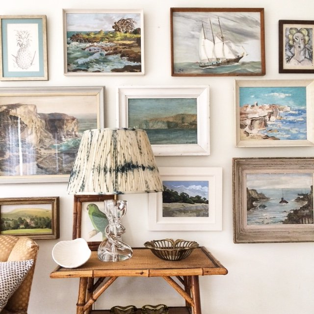 Creating A Gallery Wall Dont Start Hammering Yet The