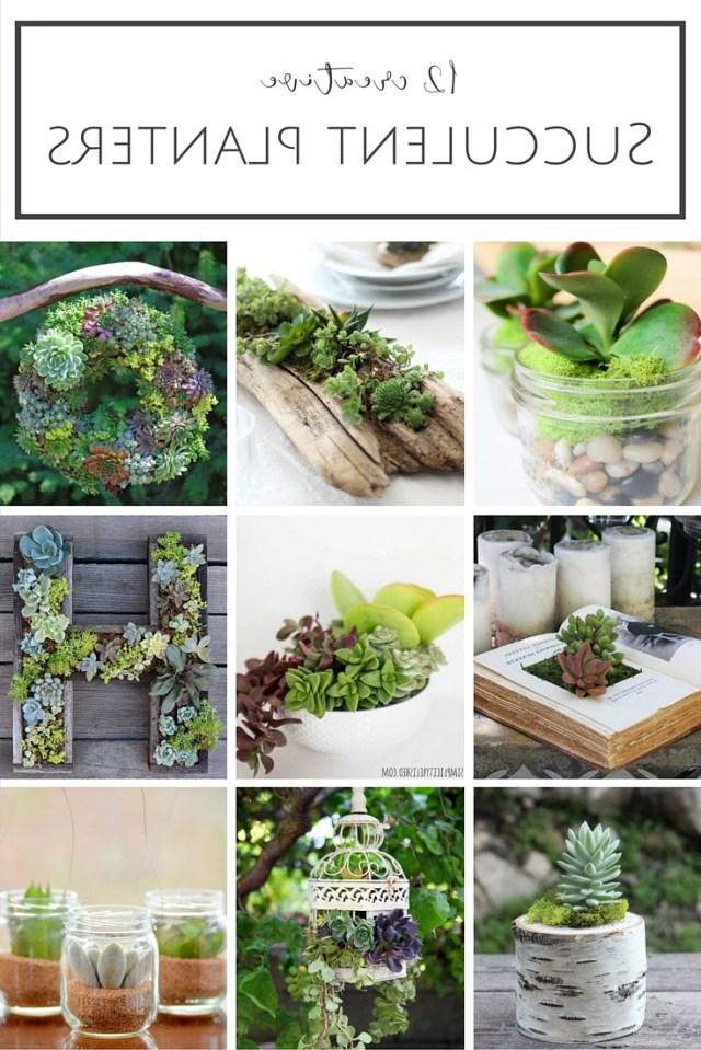 Creative Recycled Planter Ideas For Your Garden Home Diy