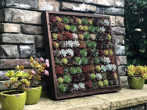Custom Rustic Planters Made To Order Serving The Entire