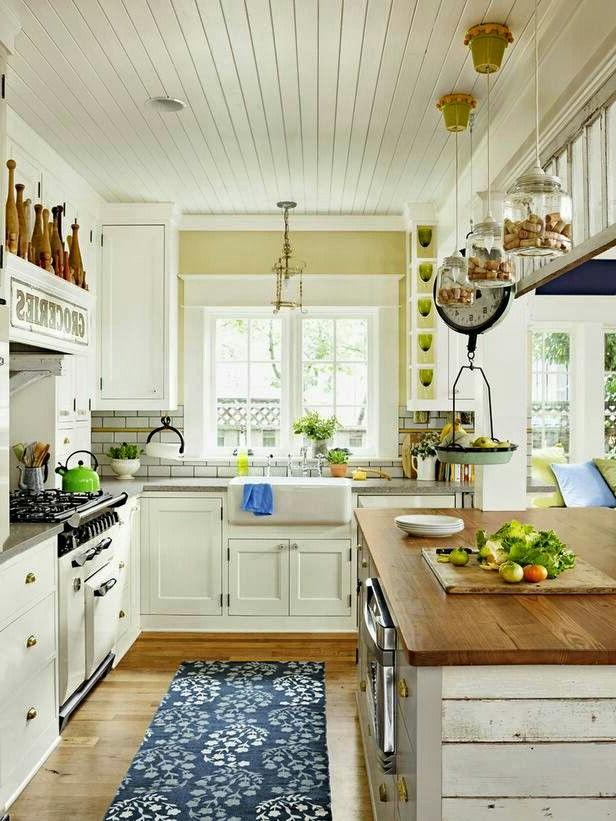 Cute Country Kitchen Cottage Kitchen Inspiration