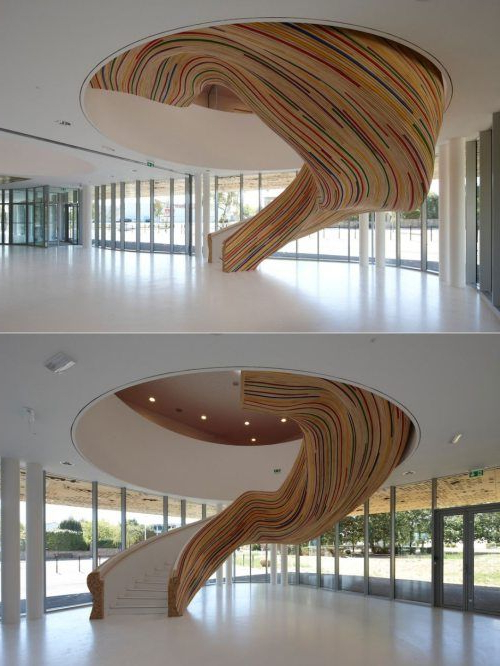 Daily Morning Awesomeness 30 Photos Staircase Design