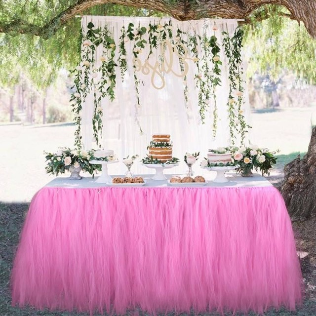 Decorating With Tulle Fabric Is An Easy And Beautiful Way