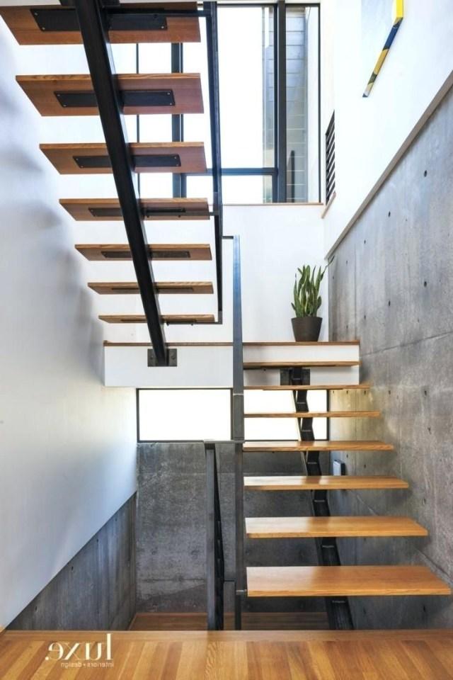 Decoration Staircase Contemporary Brilliant Design Modern