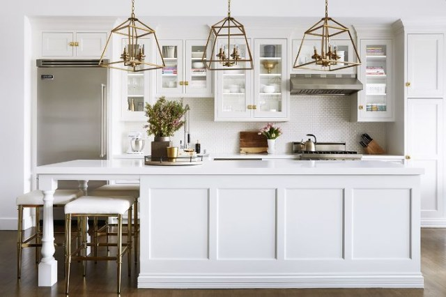 Designers Are Ditching These Kitchen Color Trends In 2019