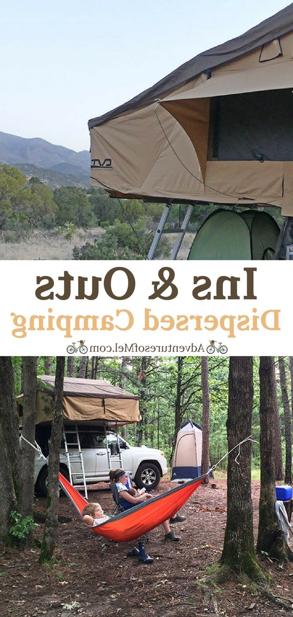 Dispersed Camping Is Our Favorite Way To Enjoy The Great