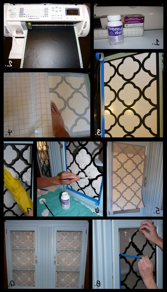 Diy Glass Etching Tutorials A Great Way To Revamp Old