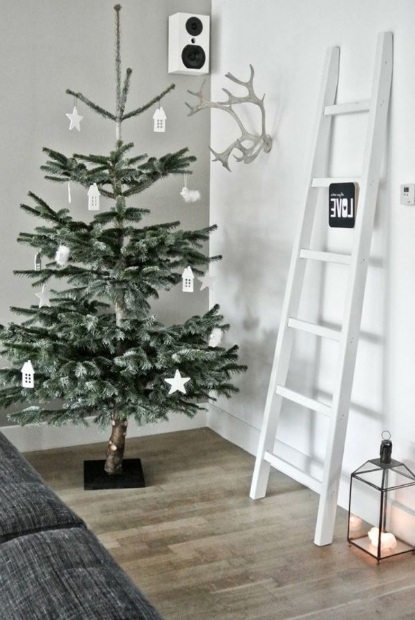 Diy Simple Christmas Tree Ideas Homemydesign