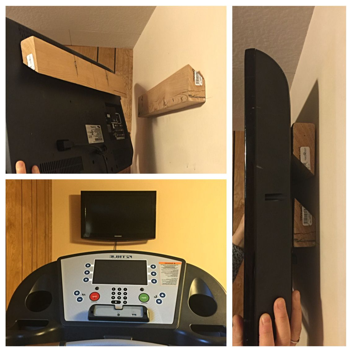 Diy Tv Wall Mount Easy Cheap Diy Tv Wall Mount