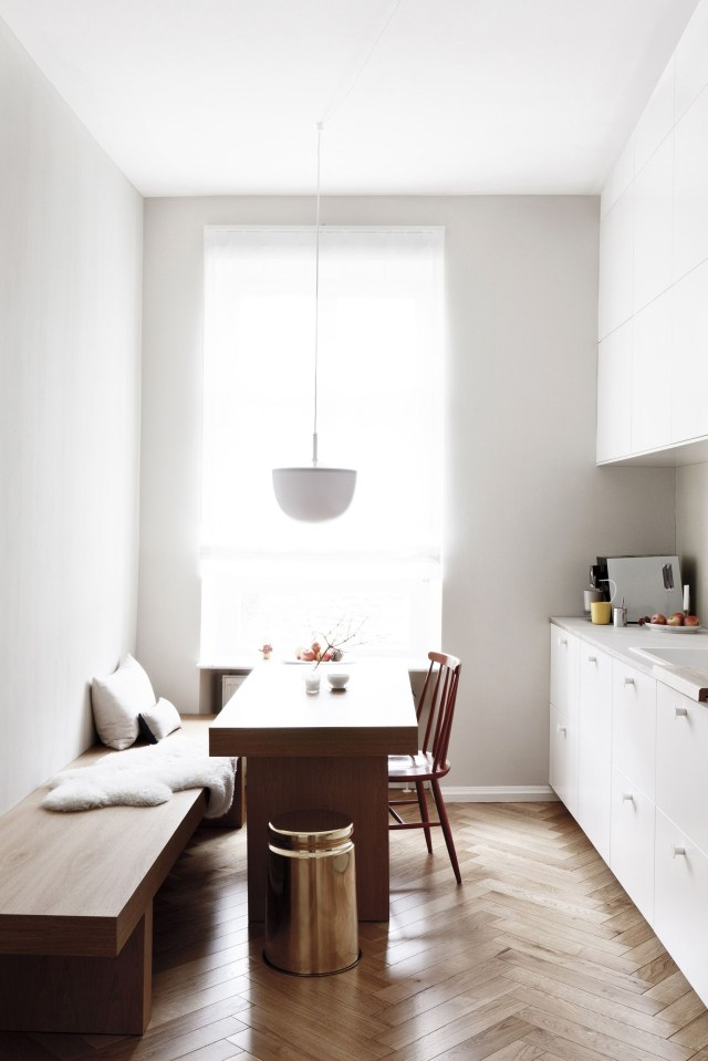 Earthly And Ethereal An Apartment Makeover Studio Oink