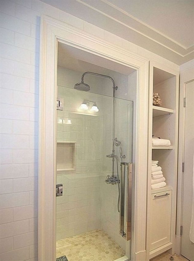 Efficient Small Bathroom Remodel Design Ideas 26