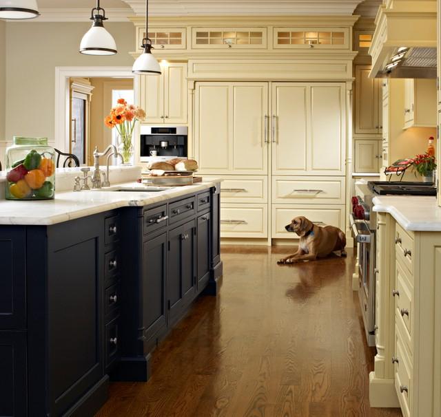Elegant Kitchens Traditional Kitchen New York