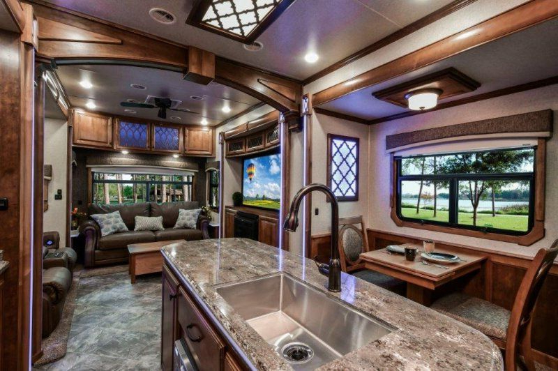Elkhart Based Recreational Vehicle Manufacturer Of Luxury