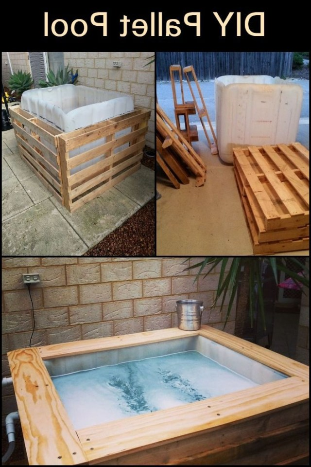 Enjoy Summer In Your Own Yard Building A Swimming Pool