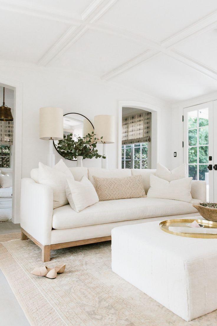 Erins Feature On Riptan Modern Farmhouse Living Room Decor Living Room White Living Room